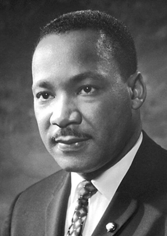 M.L.キング牧師