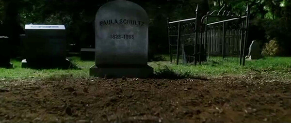 ポーラ・シュルツの墓