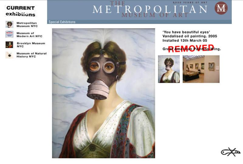 メトロポリタン美術館の作品