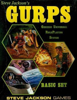 ガープス 1986年版